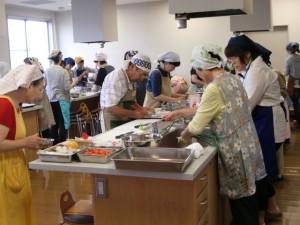 料理教室の写真1