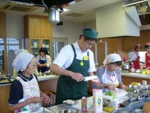 料理教室写真2