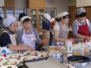 料理教室写真3